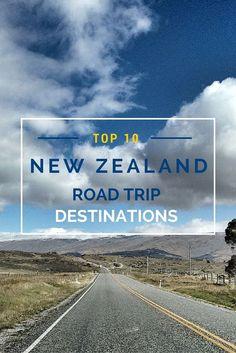 Backroad Planet | Top 10 New Zealand Road Trip Destinations | http://backroadplanet.com