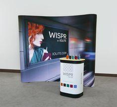 IOLITE - WISPR Display Stand