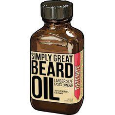 Datenite Simply Great Beard Oil