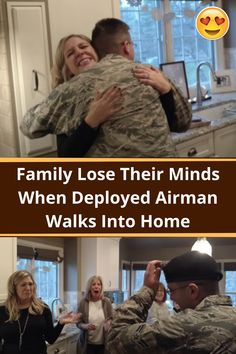 #Family #Lose #Minds #Deployed #Airman #Walks #Home Family Goals, Couple Goals, Curvy Street Style, Amazing Buildings, Winter Fashion Outfits, American Horror Story, Cute Couples, Curly Hair Styles, Look