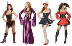 women´s costumes