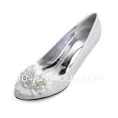 Wedding Shoes - $128.99 - Wedding Shoes (047011875) http://jenjenhouse.com/Wedding-Shoes-047011875-g11875