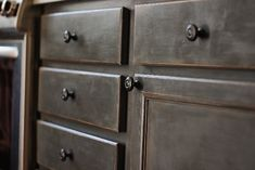 distressed gray cabinets 1000 ideas about grey distressed furniture on 14851