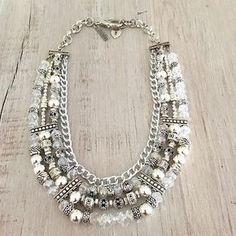 Stone Jewelry, Diy Jewelry, Beaded Jewelry, Jewelery, Jewelry Accessories, Handmade Jewelry, Jewelry Design, Jewelry Making, Summer Bracelets
