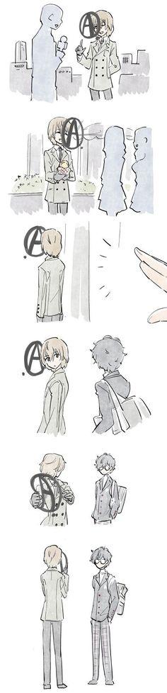 Persona Q, Persona 5 Memes, Persona 5 Anime, Persona 5 Joker, Victim Quotes, Goro Akechi, Shin Megami Tensei Persona, Akira Kurusu, Homestuck