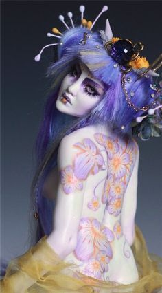 GeishaTattoo3 by wingdthing.deviantart.com on @deviantART. Just amazing-breathtaking!