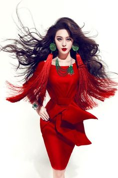Fan Bing Bing...love this dress!!!