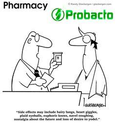 Prescription Side effects