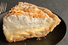 Banoconut Cream Pie
