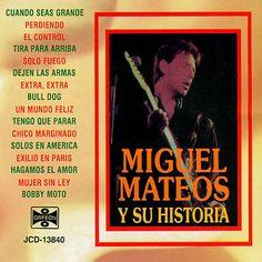 Miguel Mateos - Miguel Mateos y Su Historia (iTunes Plus AAC M4A) (Album)…