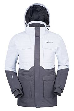 Mountain Warehouse Luna Mens Ski Jacket Grey Medium No description (Barcode EAN = 5052776467285). http://www.comparestoreprices.co.uk/december-2016-6/mountain-warehouse-luna-mens-ski-jacket-grey-medium.asp