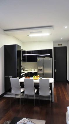REMODELACIÓN LOFT - COCINA: Cocinas de estilo minimalista por ARTEKTURE S.A.S
