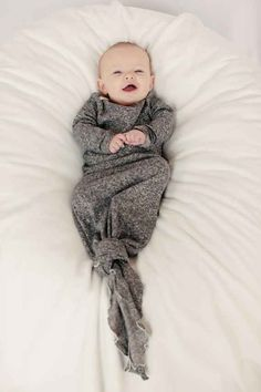 Knotted Onesie | 34 Gifts For The Coolest Baby You Know...I want all the things!