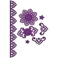 Spellbinders Shapeabilities  CutEmbossStencil    by ScoutsPlace