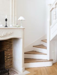 French Country Cottage staircase :: Bread & Olives, Tumblr