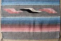 Woven Runner/Rug-Mexico by MarketHome on Etsy, $86.00