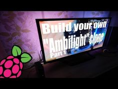 Build your own Ambient Lighting with the Raspberry Pi