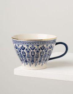 GARDEN PLAIN MUG mugg offwhite   Mugs/cups   null   Glas & Porslin   Home   INDISKA Shop Online