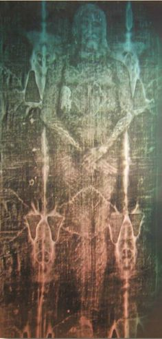 A fascinating look at the science and history behind the Shroud of Turin- Permanent Exhibition of the Shroud in the Notre Dame Center, Jerusalem.