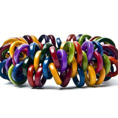 I love the colours on this. Colours, My Love, My Style, Bracelets, Creative, Colorful, Inspiration, Jewelry, Shopping