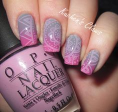 Qgirl 030 stamping nail art