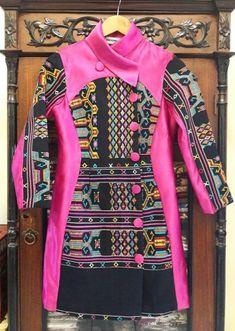 Mode Batik, Satin Dresses, Cambodia, Wetsuit, Blouse, Swimwear, Pattern, Clothes, Fashion