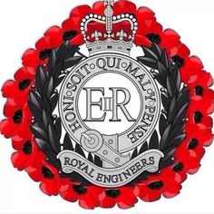 Remembrance Day Poppy, Army Tattoos, Royal Engineers, Canadian Army, Hello To Myself, Badges, Bracelet Watch, Tattoo Ideas, Software