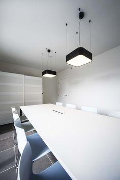 LD boekhoudkantoor #DARK #Prolicht #office #Buroproject #project at Herzele BE