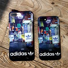 adidas アディダス iphoneX ケース ブランド 運動風 iphone8 オシャレ ユニーク 街路の景色 iPhone7plus アイフォン8 ソフトカバー シンプル Iphone Accessories, Lunch Box, Iphone Cases, Adidas, Cool Stuff, Backgrounds, Wallpapers, Apple, Cover