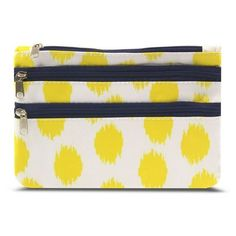 Women's Zodaca Women Coin Purse Wallet Zipper Pouch Bag Card Holder... (€4,81) ❤ liked on Polyvore featuring bags, wallets, yellow, coin change purse, coin pouch, coin purse wallets, zipper pouch and coin wallet