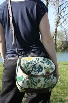 bag made in China free pattern & tutorial
