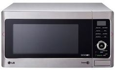 LG MS3882XRSK 38L 1100W Stainless S, Freestanding Microwaves