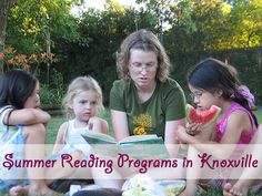 summer reading program in knoxville