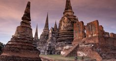 Thailand » Historic City of Ayutthaya
