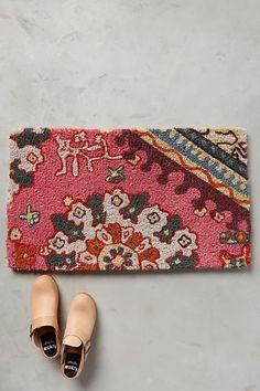 Anthropologie Risa Doormat