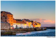 Sunset, Galway, Ireland