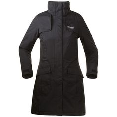 Oslo Insulated Lady Coat | Bergans of Norway