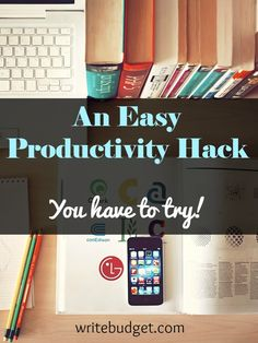 Working from home? Freelance writing online comes with a lot of distractions. Here's a productivity hack that can help you stay focused and finish an assignment on time.
