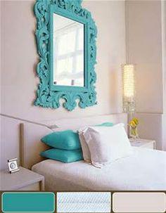 Turqoise bedroom - Bing Images