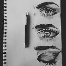 Resultado de imagen para eyes drawing tumblr