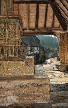 Old World European architecture