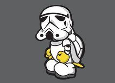 StormTroopa - Split Reason When Koopa Troopas... #starwars #nintendo #stormtrooper #koopa