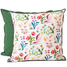 Floral Claire Pillow Cover