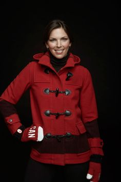 Canadian Olympic Team uniforms for Sochi 2014 revealed Olympic Athletes, Olympic Team, Olympic Games, Sports Uniforms, Team Uniforms, Red Mittens, Team Jackets, Uniform Design, Fashion Now