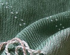 Weaving Beads into Cloth