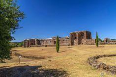 Vila Romana Áulica século I D.C. São Cucufate - Vila de Frades - Vidigueira – Beja photo by Daniel Jorge
