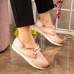 Pantofi Piele dama bej MDL00682 Mary Janes, Sneakers, Shoes, Fashion, Tennis, Moda, Slippers, Zapatos, Shoes Outlet