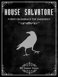 House Salvatore - Deny or Embrace the Darkness