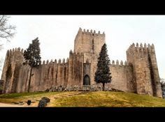Castelo de Guimarães, Guimarães - Portugal