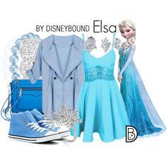Disney Bound - Elsa